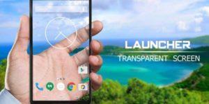 Aplikasi Layar Transparan Android yang Tembus Pandang