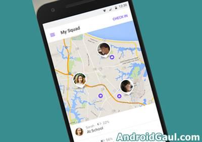 Aplikasi Pelacak Lokasi Terbaik Find My Friends di Android
