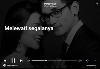 Aplikasi Pemutar Musik Android Support Lirik Lagu yang Ringan Terbaik Gratis Offline