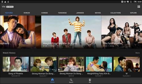 Aplikasi TV Android Terbaik Buat Nonton Drama Korea Terbaru