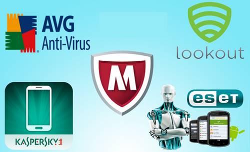 Aplikasi Wajib Ada di Android Baru yaitu Anti Virus