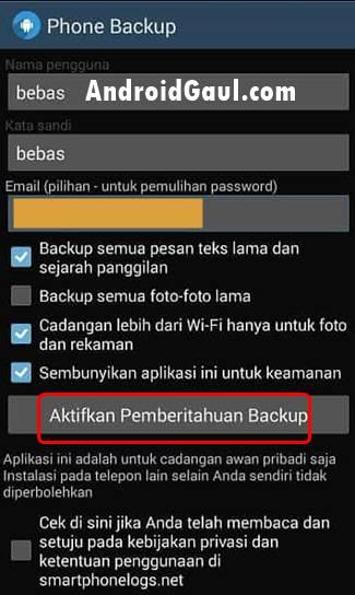 Aplikasi penyadap sms tanpa instal di hp target