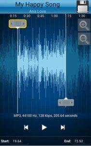 Cara Memotong Lagu Android Dengan Aplikasi Mp3 Cutter Ringtone Maker