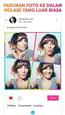 Cara Menggabungkan Banyak Foto Jadi 1 di HP Android dengan PicsArt Studio