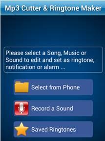 Cara Menggunakan MP3 Cutter and Ringtone Maker Apk