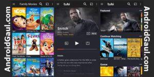 Cara Nonton Film Bioskop dengan Aplikasi Android Tubi TV