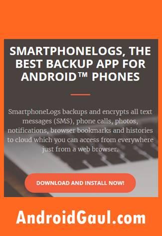 Cara Sadap SMS Android dengan Aplikasi Penyadap HP SmartphoneLog Apk