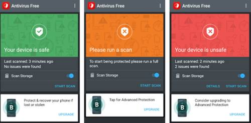 Download APK Bitdefender Antivirus Free for Android