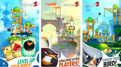 Download Angry Bird 2 APK Game Terbaik Android Offline