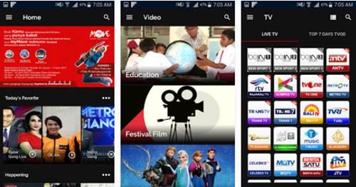 Download Apk UseeTV Full Aplikasi TV Android Terbaik