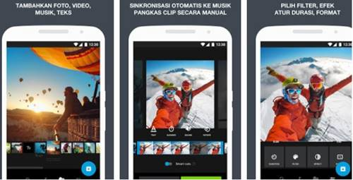 Download Aplikasi Edit Video Lucu Android Terbaik Offline Apk QUIK
