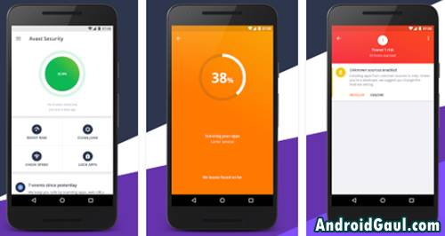 Download Avast Mobile Security Antivirus Android Terbaik