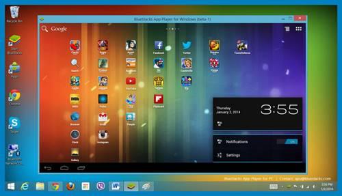 Download Bluestack for PC Emulator Android Ringan Terbaik