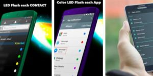 Download Color Flash Light Alerts Call Apk Lampu LED Saat Ada Telepon masuk di Android