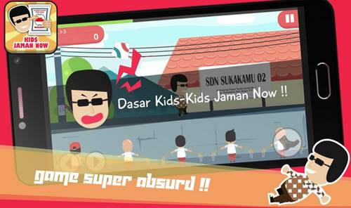 Download Game Kids Jaman Now di HP Android APK Terbaru