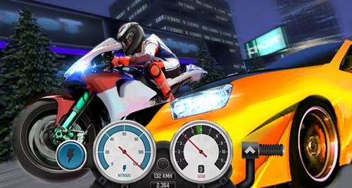 Download Game Mengemudi sepeda motor untuk HP Android