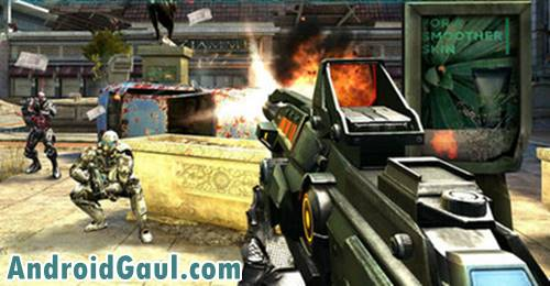 Download N.O.V.A. 3 Freedom Edition APK for Android