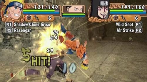 Download Naruto Uzumaki Chronicles Apk Game Ninja Naruto Andoid Offline