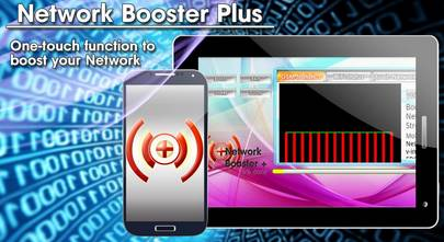 Download Network Booster Plus FREE APK for Android