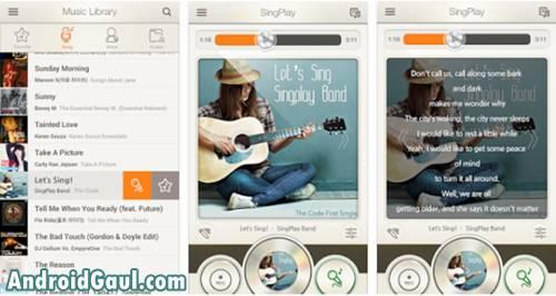 Download SingPlay Perekam Karaoke MP3 APK Android
