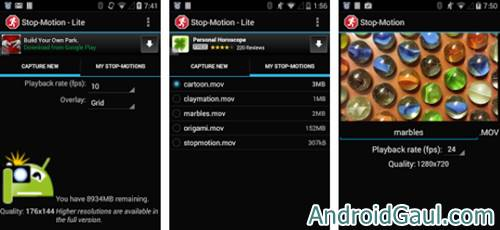 Download Stop-Motion Full APK
