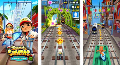 Download Subway Surfers APK Android