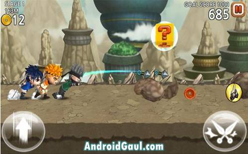 Download Ultimate Battle Ninja Dash Apk for Android