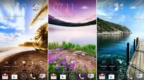 Download Wallpaper Bergerak Android Lewat Aplikasi Live Walpaper