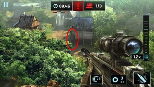 Game Tembak-Tembakan Android Offline Gratis Ukuran Kecil Apk Sniper Fury