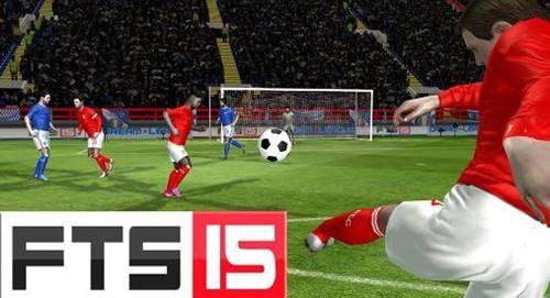 Game sepak bola android tanpa koneksi internet Apk First Touch Soccer