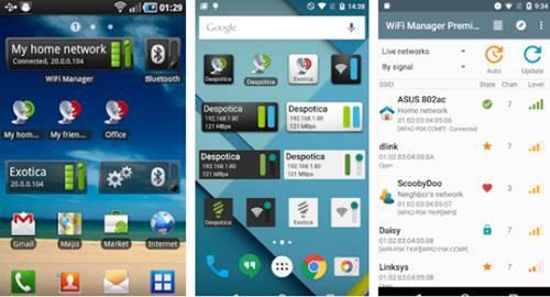 Aplikasi Wifi Jarak Jauh Penguat Sinyal Wifi Android Ampuh Terbaik Wifi Manager APK
