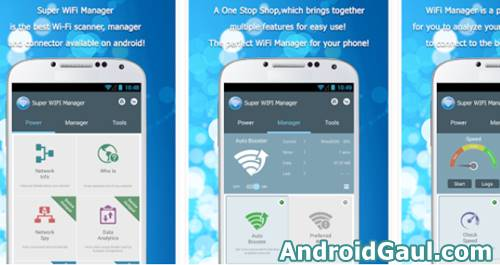 Apllikasi Wifi Booster Easy Connect Android APK