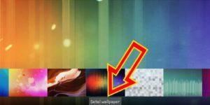 Cara Mengganti Wallpaper Android yang tidak bisa diganti