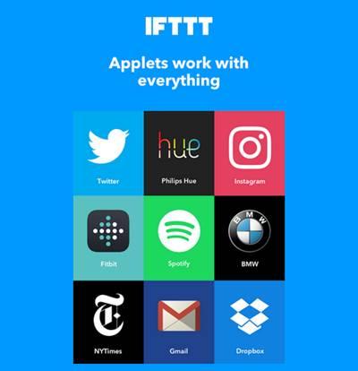Cara menggunakan aplikasi IFTT untuk gonta ganti wallpaper HP Android tanpa root