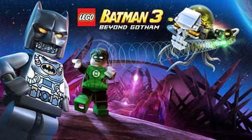 Download Game Lego Android Seru Terbaik Lego Batman 3 Beyond Gotham APK