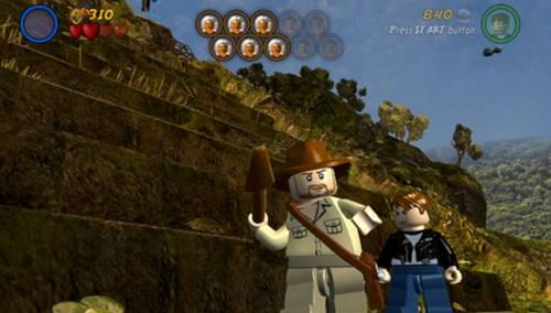 Download Lego Indiana Jones 2 - The Adventure Continues APK