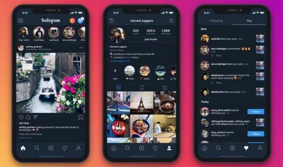 Cara Buat Instagram Dark Mode di Android Tanpa Upgrade Sistem Android 10